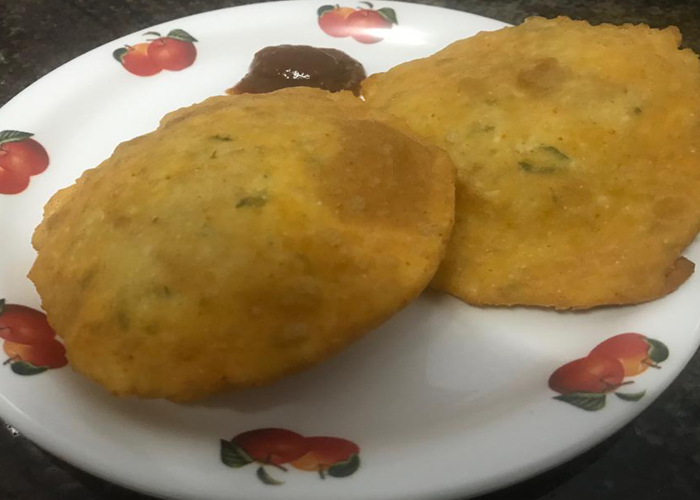 Biscuit Roti Recipe - Cooking Revived