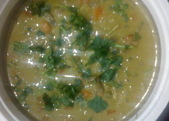 Green Vegetable Kurma - Cooking Revived