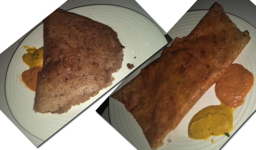 Rago Dosa - Aloft Coimbatore - Food review