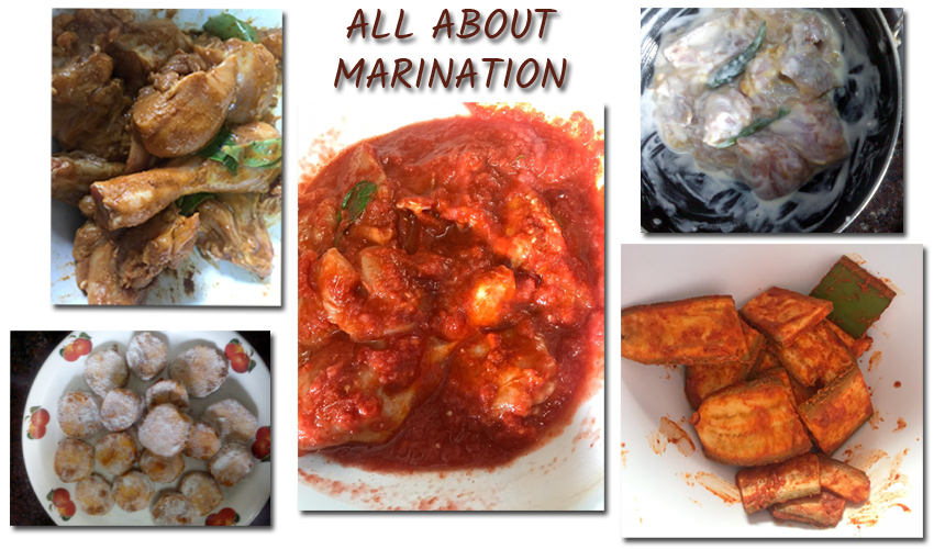 Marination - Cooking Revived