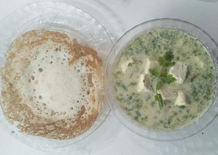 Paneer Stew - Cooking Revived