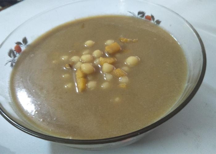Rice balls and banana payasam - cooking revived