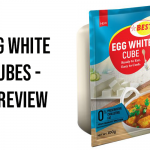 Egg White Cubes - A Review at Cooking Revived